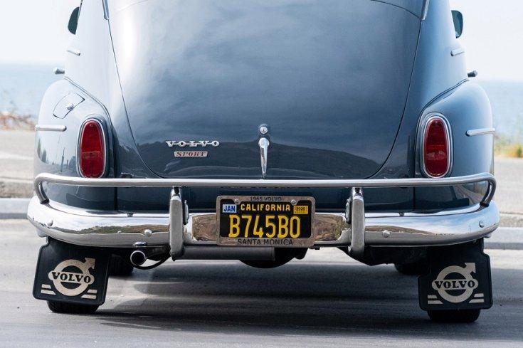 1965 Volvo PV 544 feneke szemből