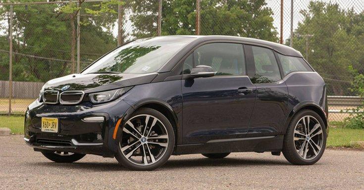 A BMW i3 elektromos városi autó