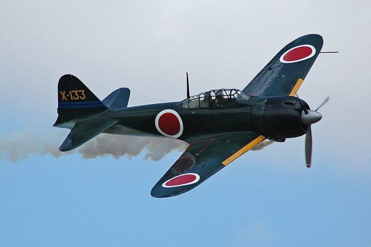 Mitsubishi Zero vadászrepülőgép