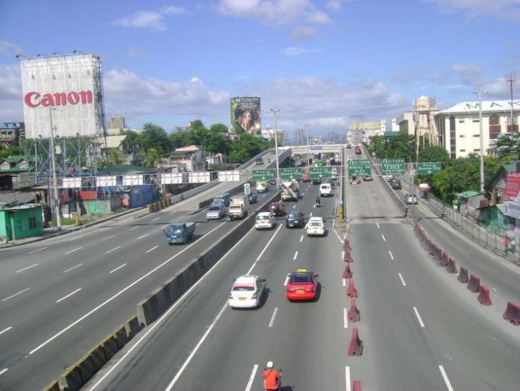 C5, EDSA, Roxas Boulevard, Manila, Fülöp-szigetek