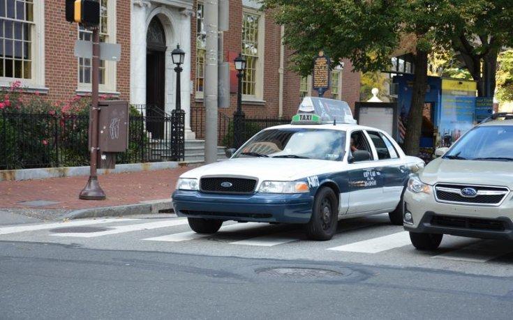 A taxisok ruházata Ohio államban