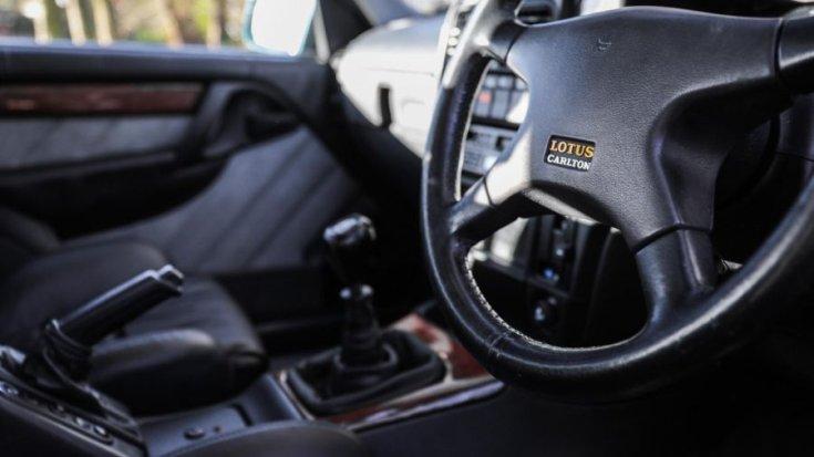 Opel Lotus Omega beltér