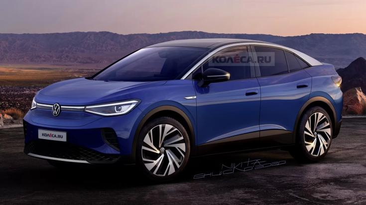Elektromos Volkswagen