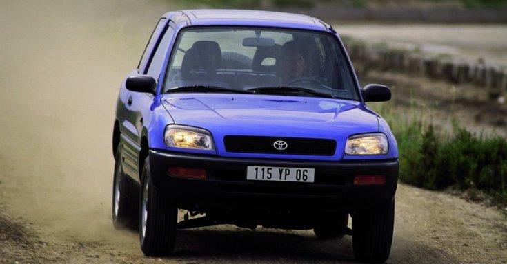 Toyota RAV4 első generáció