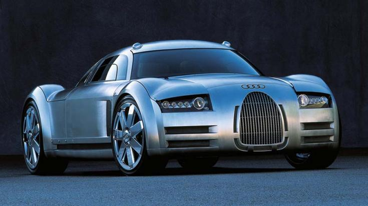 2003-as Audi Rosemeyer koncepció