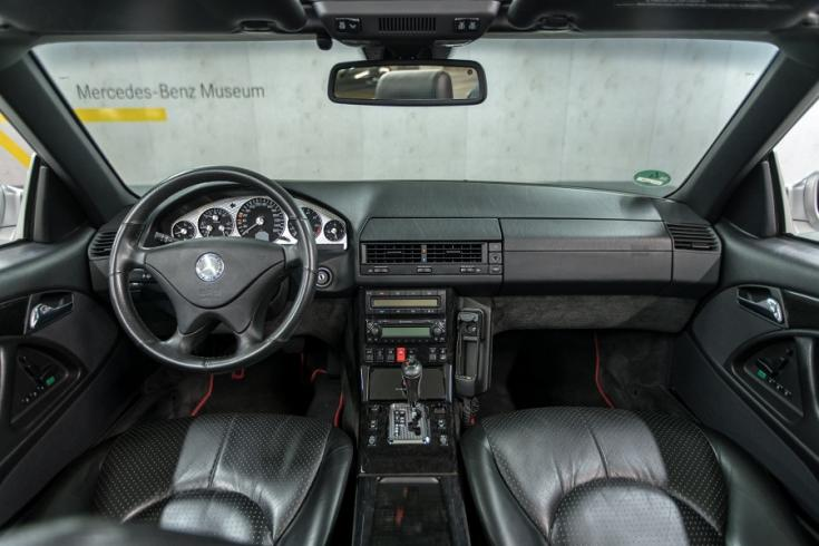 Mercedes-Benz SL 320 Mille Miglia Edition beltere