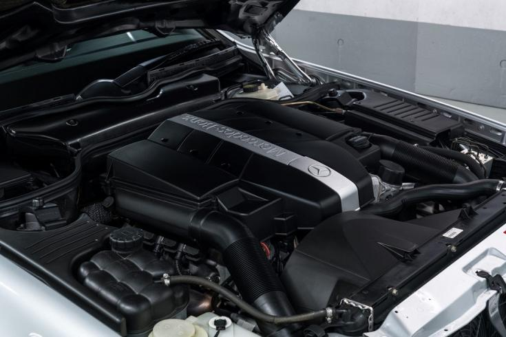 Mercedes-Benz SL 320 Mille Miglia Edition motortere