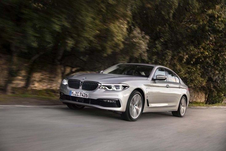 BMW 5-ös sorozat 2018