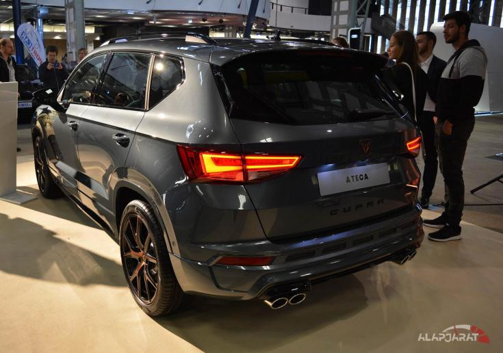 2018-as Cupra Ateca