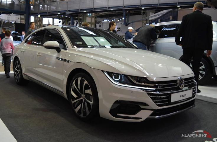 2018-as Volkswagen Arteon