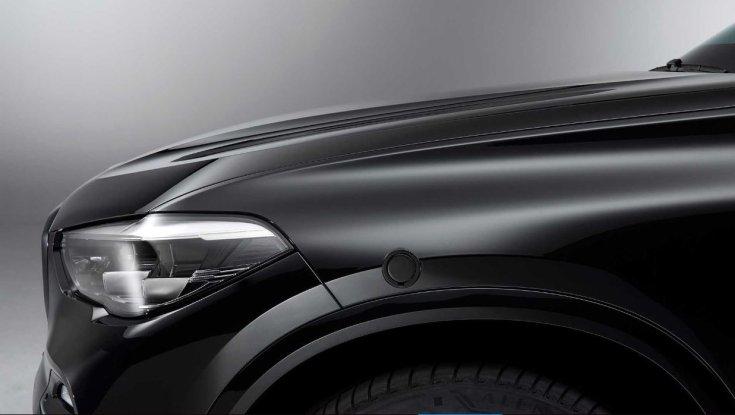 BMW X5 Protection VR6 kerékjárati ív