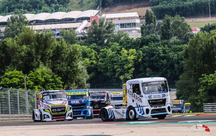 2019 Kamion EB Hungaroring