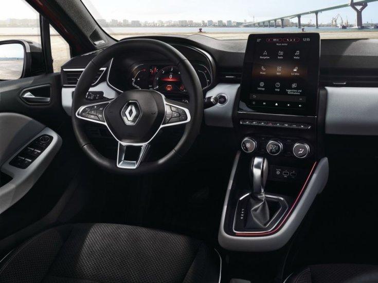 2020 Renault Clio beltér