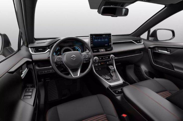 2020-as Suzuki Across beltere