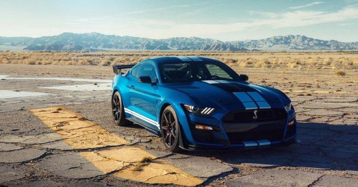 A Ford bemutatta a 2020-as Mustang Shelby GT500-t. Az 5 bb55b37e13