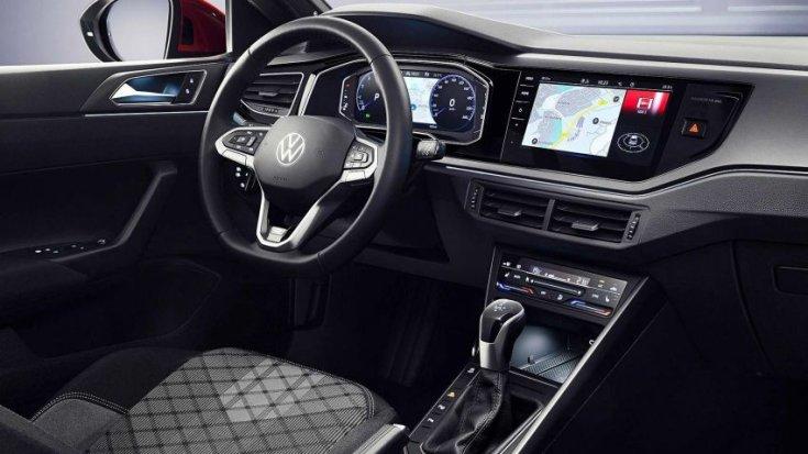 A Volkswagen Taigo utastere
