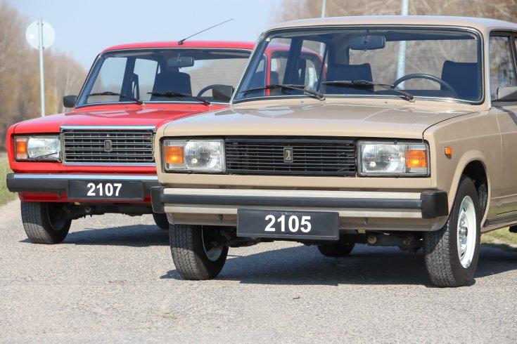 Lada 2105 és 2107