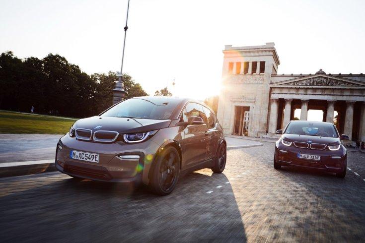 elektromos BMW modellek