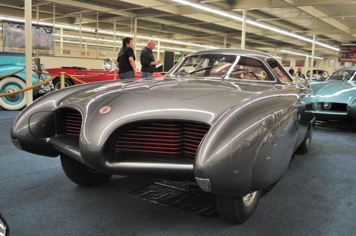 1953 Alfa Romeo B.A.T. 5