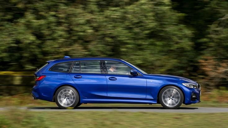 2020 BMW 3-as sorozat Touring