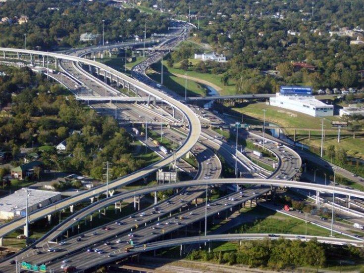 I-45, Texas, Amerikai Egyesült Államok