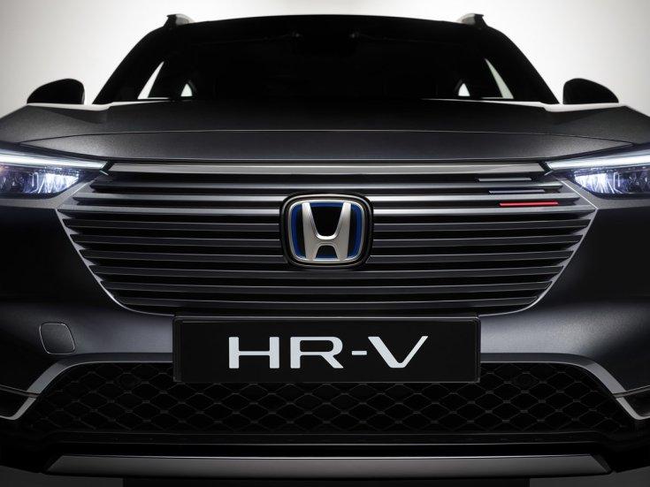Honda HR-V szemből