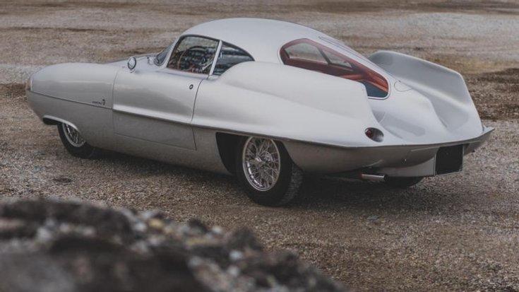 1955 Alfa Romeo B.A.T. 9D
