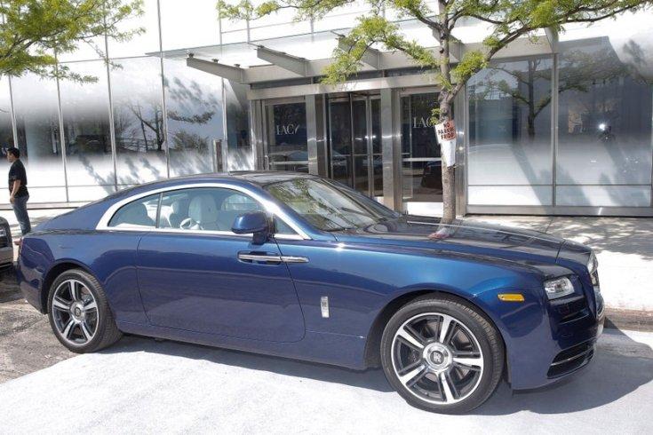 Rolls-Royce Wraith (2015)