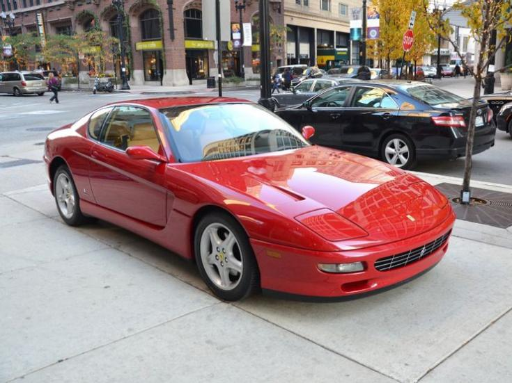 Tyson Ferrari 456 GT Spyder