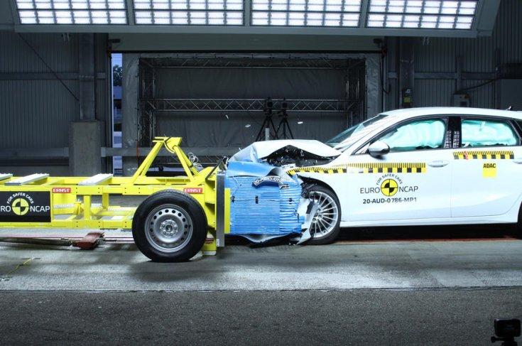Euro NCAP MPDB teszt