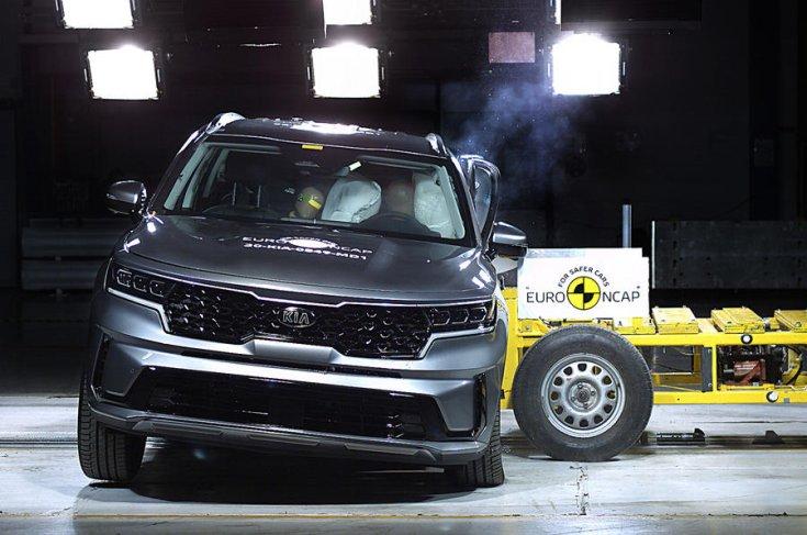 Kia Sorento 2020 Euro NCAP