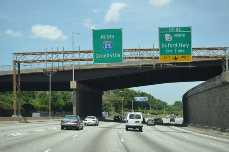 I-285, Georgia, Amerikai Egyesült Államok
