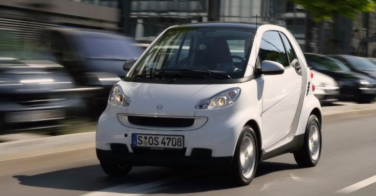 Smart ForTwo mikrohibrid