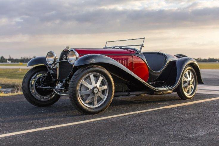 1932 Bugatti Type 55 SuperSport