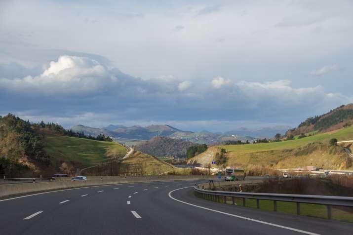 A baszk körutazás, Franciaország és Spanyolország