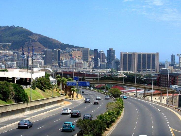 N2, Dél-Afrika