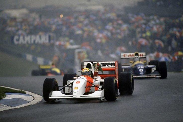 1993-as F1-es Európa Nagydíj