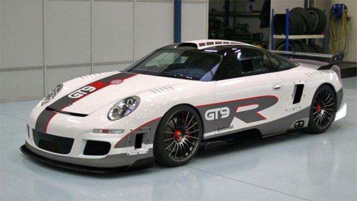 9ff GT9 R szuperautó