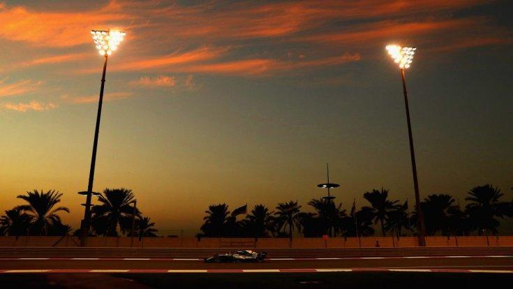 Abu Dhabi naplementében
