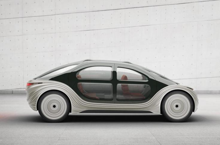 IM Motors Airo koncepció oldalról