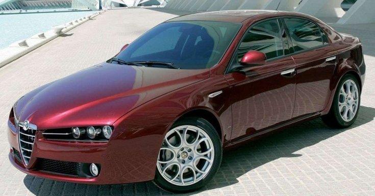 Alfa Romeo 159 szedán