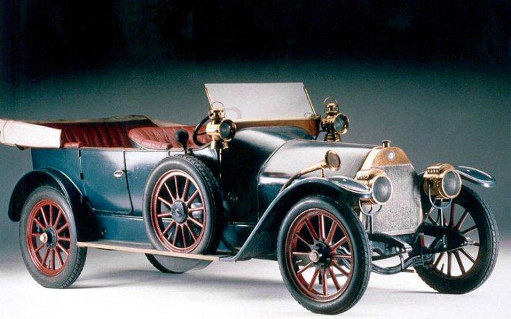 első Alfa Romeo