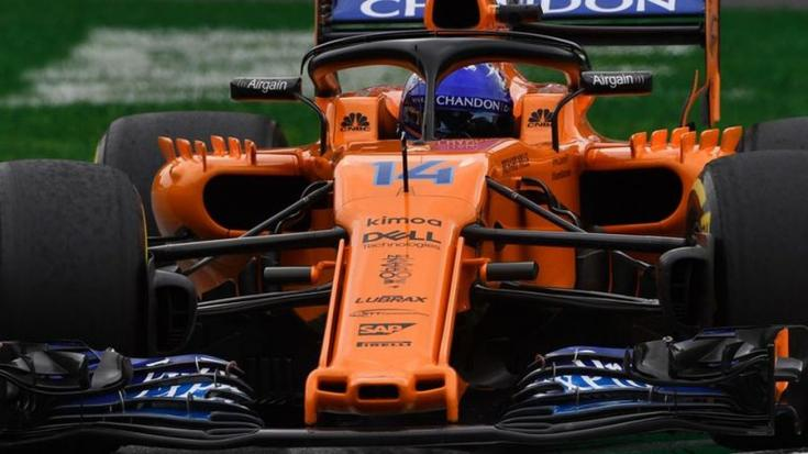Alonso a McLarennel