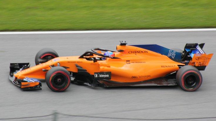 Fernando Alonso és a McLaren MCL33