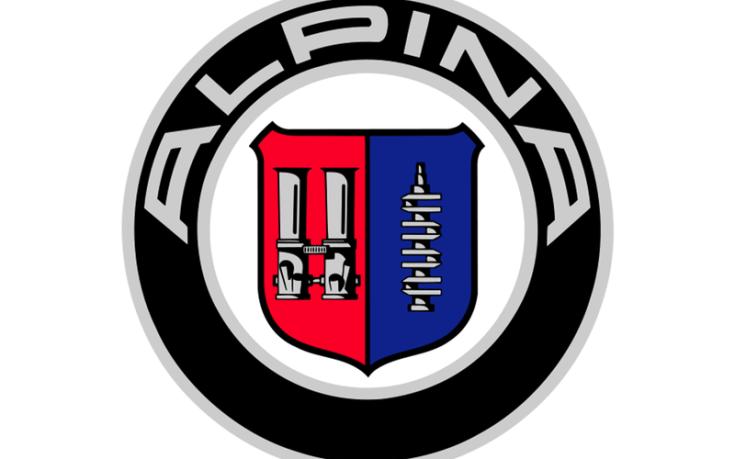 Alpina embléma