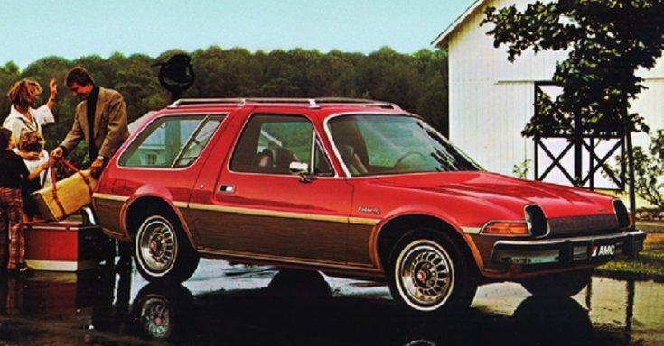 AMC Pacer wagon kombi