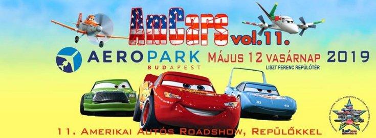 Tizenegyedik AmCars rendezvény