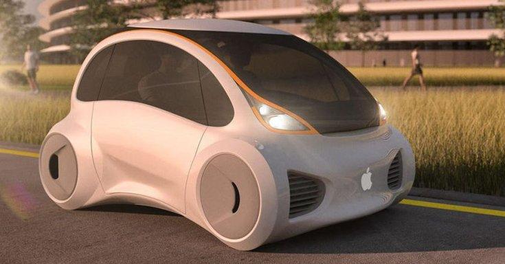 Apple autó