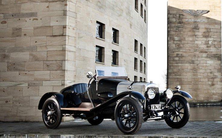 első Aston Martin