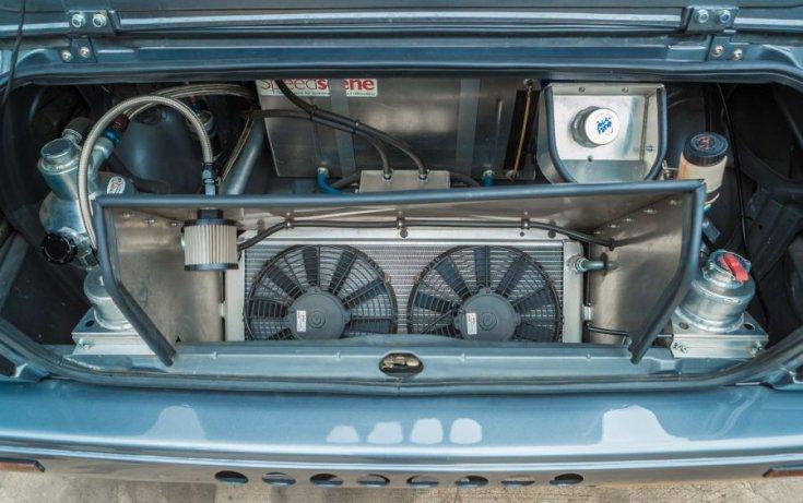 Audi Quattro Sport hűtő